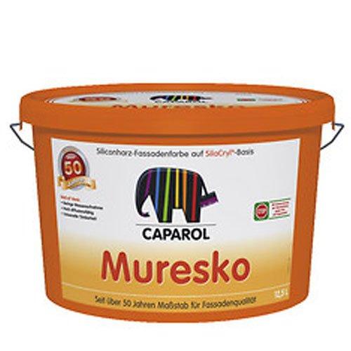 Caparol Muresko Silacryl 12,5 Liter Weiß