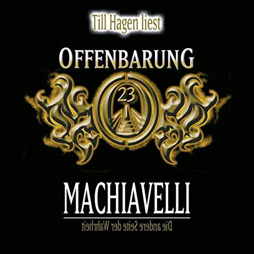 Couverture de Machiavelli - Die andere Seite der Wahrheit