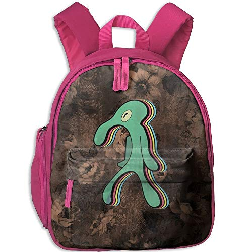 YingaiOK Colorful Bold and Brash Toddler Kids Pre School Bag Cute 3D Print Children School Backpack