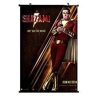 YLWX ポスター Shazam タペストリー 壁飾り 家 リビングルーム ベッドルーム 部屋 飾り (Color : 3, Size : 60×40cm)