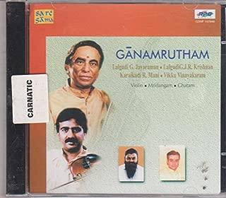 Ganamrutham - Carnatic Instrumental - Violin , Mridangam , Ghatam