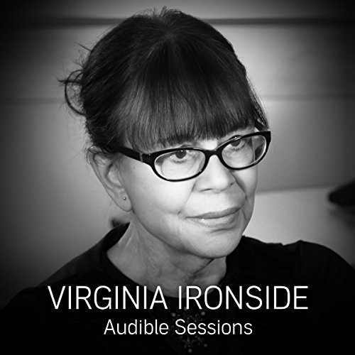 FREE: Audible Interview with Virginia Ironside cover art