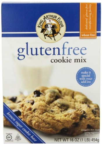 King Arthur Gluten Free Cookie Mix, 16 oz
