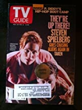 TV Guide November 30-December 6, 2002 (Catherine Dent and Anton Yelchin of Taken: Steven Spielberg Goes Chasing Aliens Again In His New Science-Fiction Miniseries; The 50 DVDs You Must Have; P. Diddy's Hip-Hop Boot Camp, Volume 50, No. 48, Issue #2592)