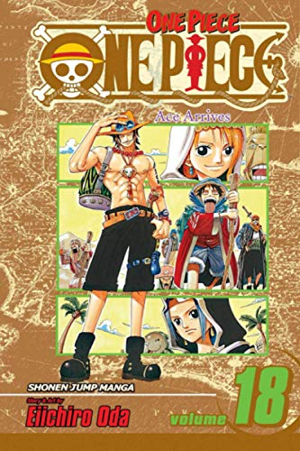 "Composition Notebook: One Piece Vol. 18 Anime Journal/Notebook, College Ruled 6"" x 9"" inches, 120 Pages"