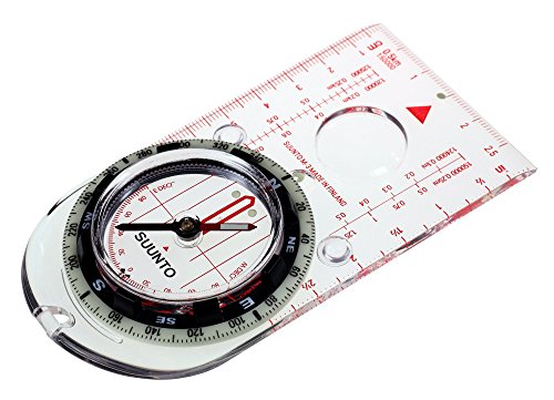 Suunto Kompass M-3 NH COMPASS Messer, weiß, One size