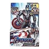 Avengers - Capitán América Figura Electrónica (Hasbro E3358105)...