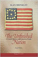 The Unfinished Nation, Volume 1, MP w/PowerWeb : A Concise History of the American People
