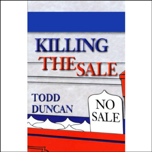 Killing the Sale audiobook cover art