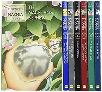 The Chronicles of Narnia  The Magician s Nephew/The Lion the Witch and the Wardrobe/The Horse and His Boy/Prince Caspian/Voyage of the Dawn Treader/The Silver Chair/The Last Battle
