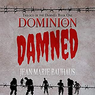 Dominion of the Damned audiobook cover art