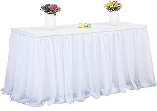 47 Zoll Home Tischdecke Tisch Rock Cover für Hochzeit Bankett Party