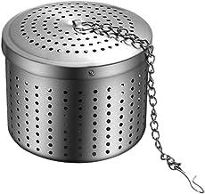 Cabilock Theezeefje Rvs Mesh Tea Ball Infuser Losse Blad Thee Filter Interval Diffuser Voor Thee Kruiden Kruiden