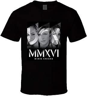 Bailey Geddes Dixie Chicks Country Music DCX MMXVI World Tour T Shirt