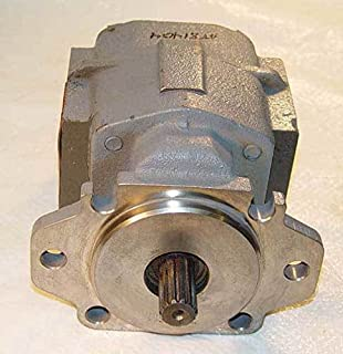 AT81404 New Hydraulic Pump For John Deere Crawler Dozer 450 450B 450C 455D