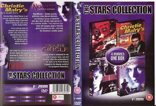 The Stars Collection - Christie Malry's / Nightmaster / For Hire / Vicious Circle