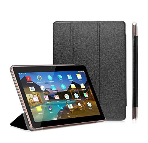 YOTOPT Funda para Tablet 10.1 / Solo 4G + 64G(K107),Negro
