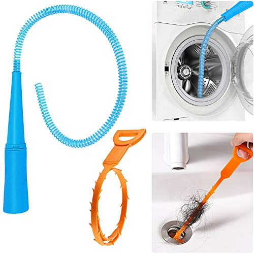 Trockner Vent Cleaner Kit, Dryer Vent Cleaner Kit, Vent Staubsaugeraufsatz, Lint Remover Power Washer and Dryer Vent Vacuum Hose, No Need Converters, Direct & Simple