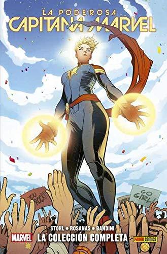 La poderosa Capitana Marvel: La colección completa