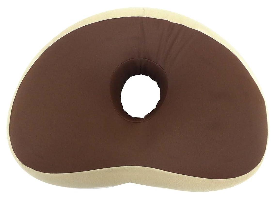 チョコレート結婚するとは異なり【Amazon.co.jp限定】 カラー 王様のうたた寝枕 ブラウン