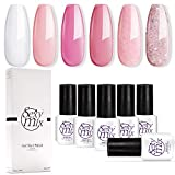 Sexy Mix UV Nagellack Gel Rosa Led Nageldesign...
