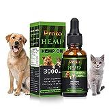 PROTOhemp Gold oil-15% Animal and pet Essentials (30ml)
