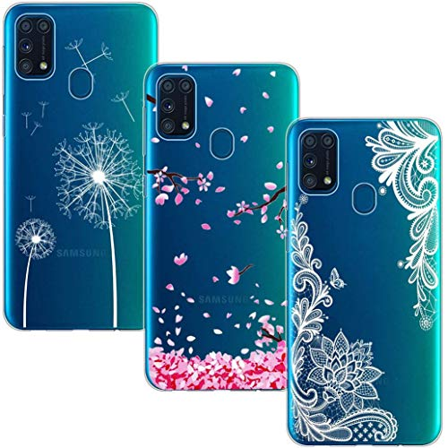 Yoowei [3-Pack] Cover Compatibile con Samsung...