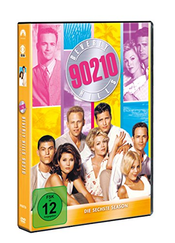 BEVERLY HILLS 90210 S6 MB - MO [DVD] [1995]