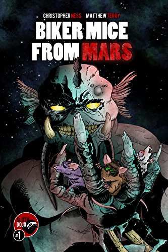Biker Mice from Mars: Issue 1 (English Edition)