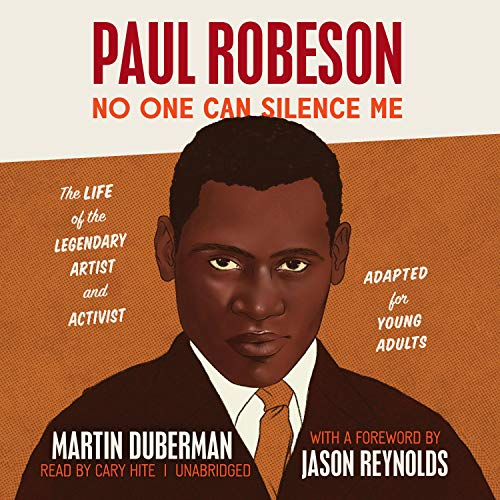 Paul Robeson: No One Can Silence Me (Adapted for Young Adults) cover art