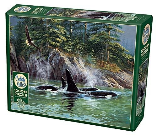 1000 piece puzzles orca - 8