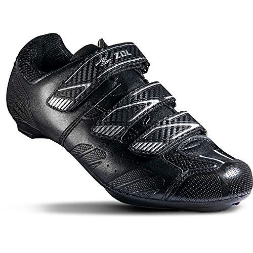 ZOL Stage Road Cycling Shoes Black