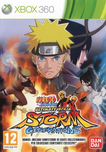 Naruto Shippuden: Ultimate Ninja Storm Generations - Day-one Edition