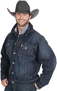 Mens Denim Buttondown Jacket XL
