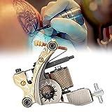 Macchinetta per tatuaggi rotativa, macchinetta per tatuaggi rotativa in lega professionale per shader e liner e colorazione, set di macchine per tatuaggi a bobina