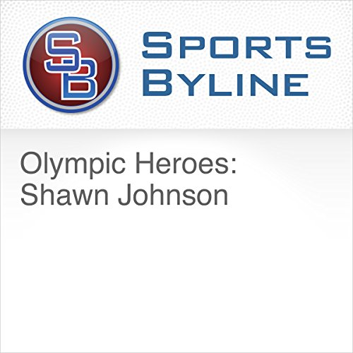 Olympic Heroes: Shawn Johnson audiobook cover art