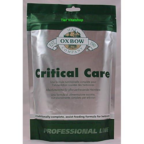 Oxbow Critical Care for Herbivores - Sacchetto argentato da 141 grammi