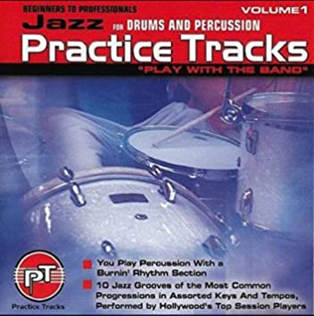 Jazz for Drums and Percussion Vol. 1