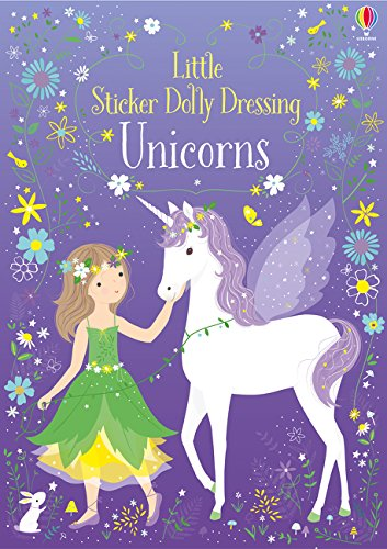 Watt, F: Little Sticker Dolly Dressing Unicorns