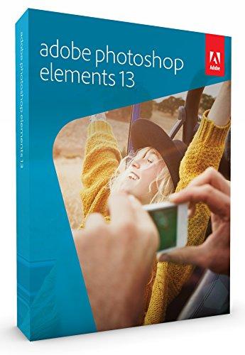 Adobe Photoshop Elements 13 [import allemand]