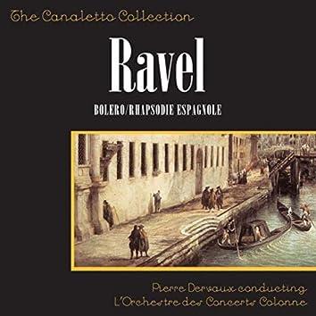 Maurice Ravel: Boléro / Rhapsodie Espagnole