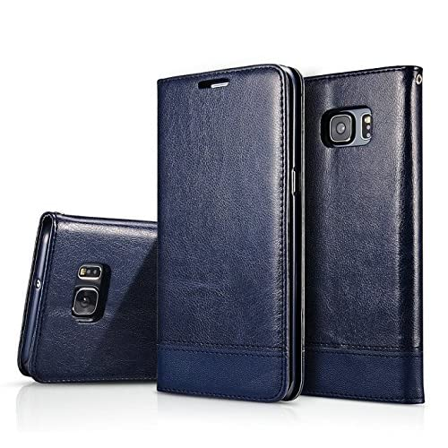 new style 8c306 4131a Samsung Note 6 View Case: Amazon.com