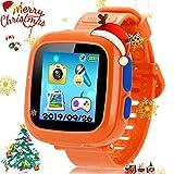 Kids Watch Girls Digital Watch Boy Games Watch,smartwach Kids Smart Wrist Watch for Kids with Pedometer Camera Alarm Clock,Gizmo Watch Kid Toys