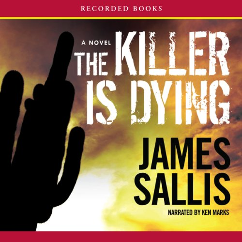The Killer Is Dying audiobook cover art