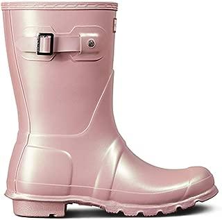 Hunter Women's Original Nebula Short Rain Boots in Bella