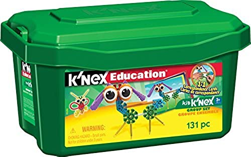 K'NEX Education - Kid K'NEX Group Set by K'NEX Education