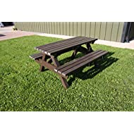 Adult Picnic Table Recycled Plastic