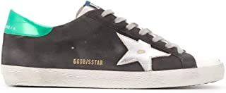 Golden Goose Luxury Fashion Mens G36MS590T73 Grey Sneakers   Spring Summer 20