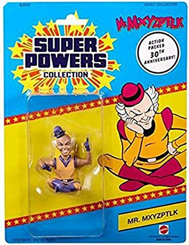 DC Super Powers Collection Actionfigur  Mr. MXYZPTLK