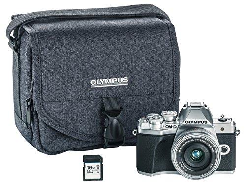 Olympus OM-D E-M10 Mark III camera kit with...